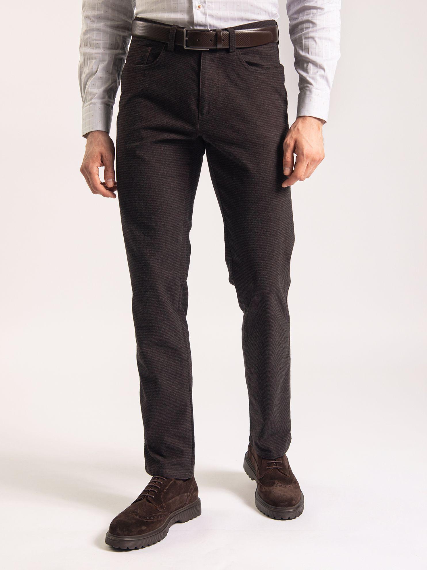 Karaca Erkek 6 Drop Pantolon-Bordo. ürün görseli