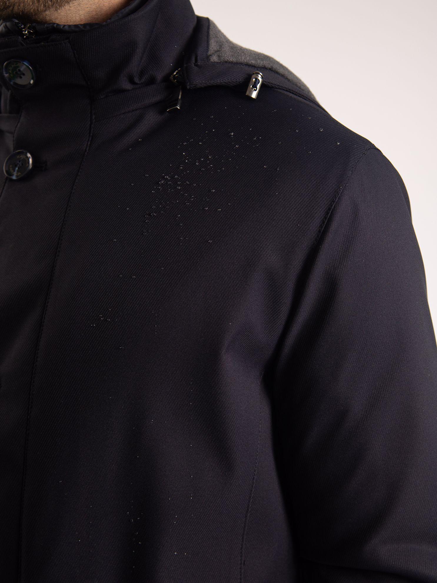Karaca Erkek Kaban-Lacivert. ürün görseli