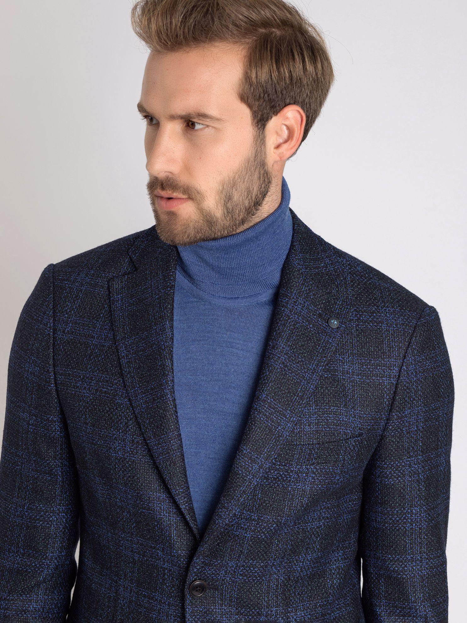 Karaca Erkek 6 Drop Ceket-Lacivert. ürün görseli