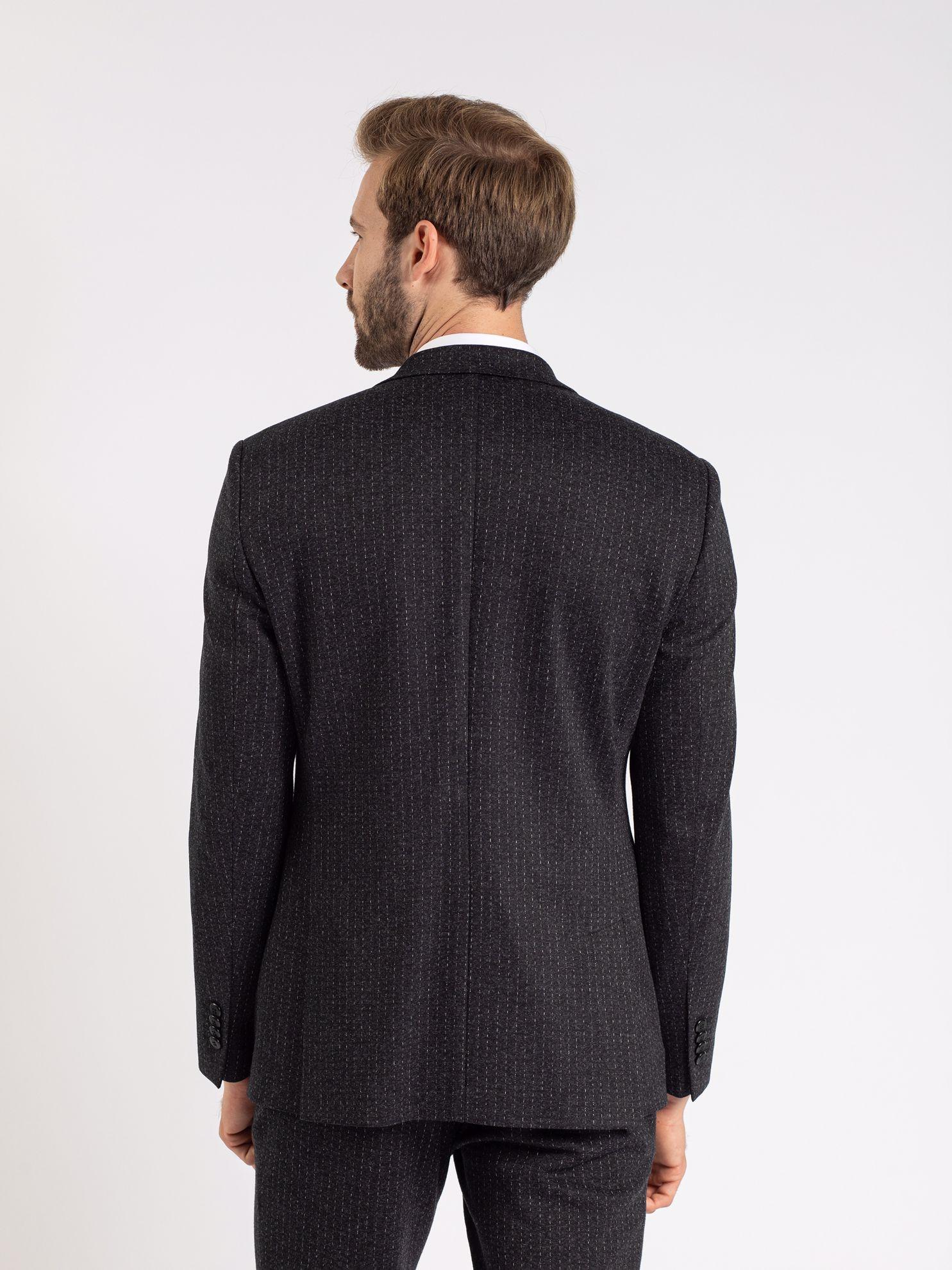 Toss Erkek 6 Drop Takım Elbise-Antrasit. ürün görseli