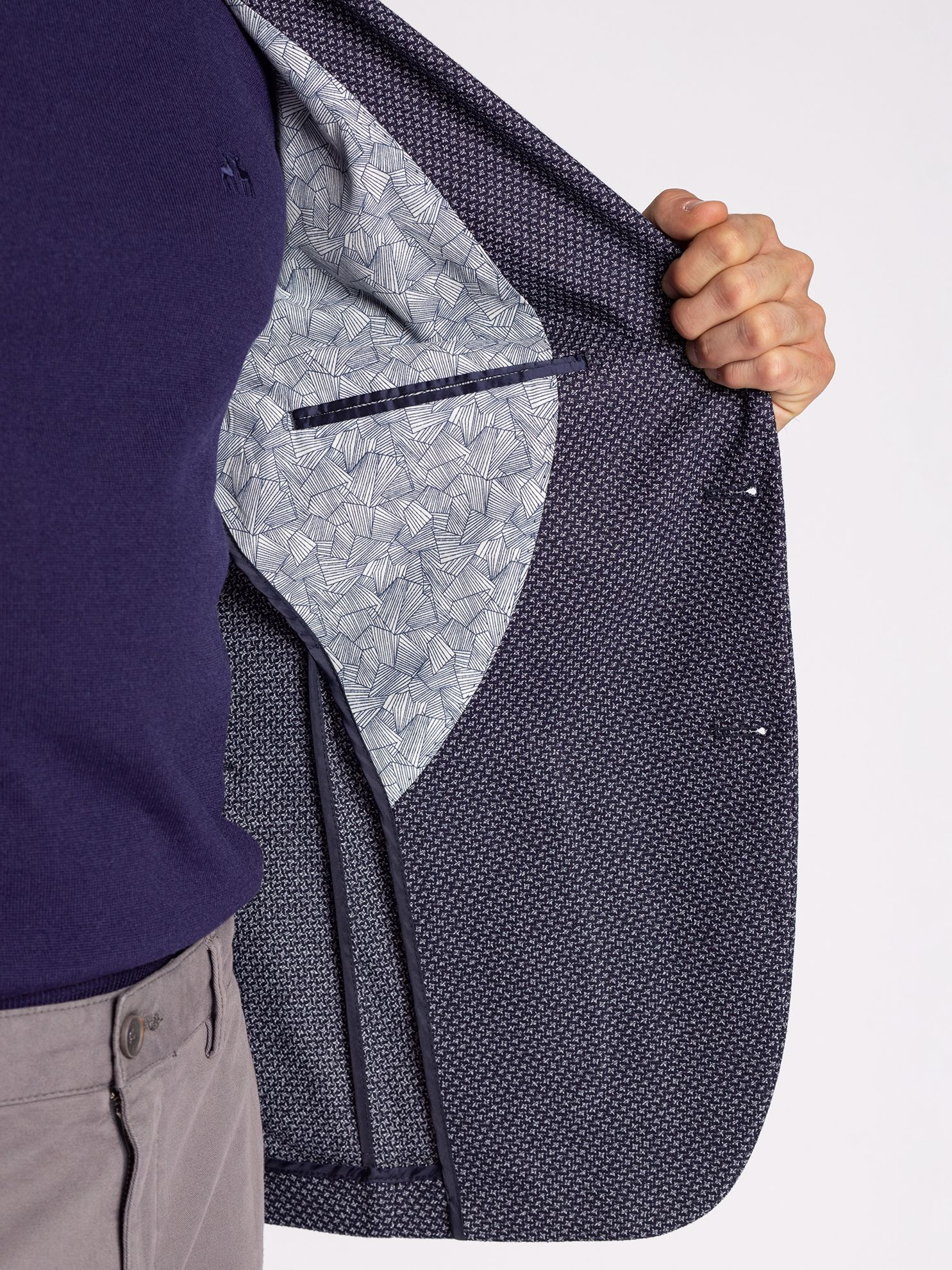 Toss Erkek 6 Drop Ceket-Lacivert. ürün görseli
