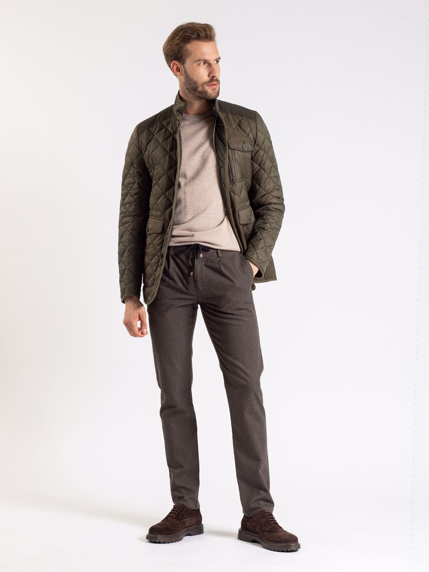 Toss Erkek 6 Drop Pantolon-Kahverengi. ürün görseli