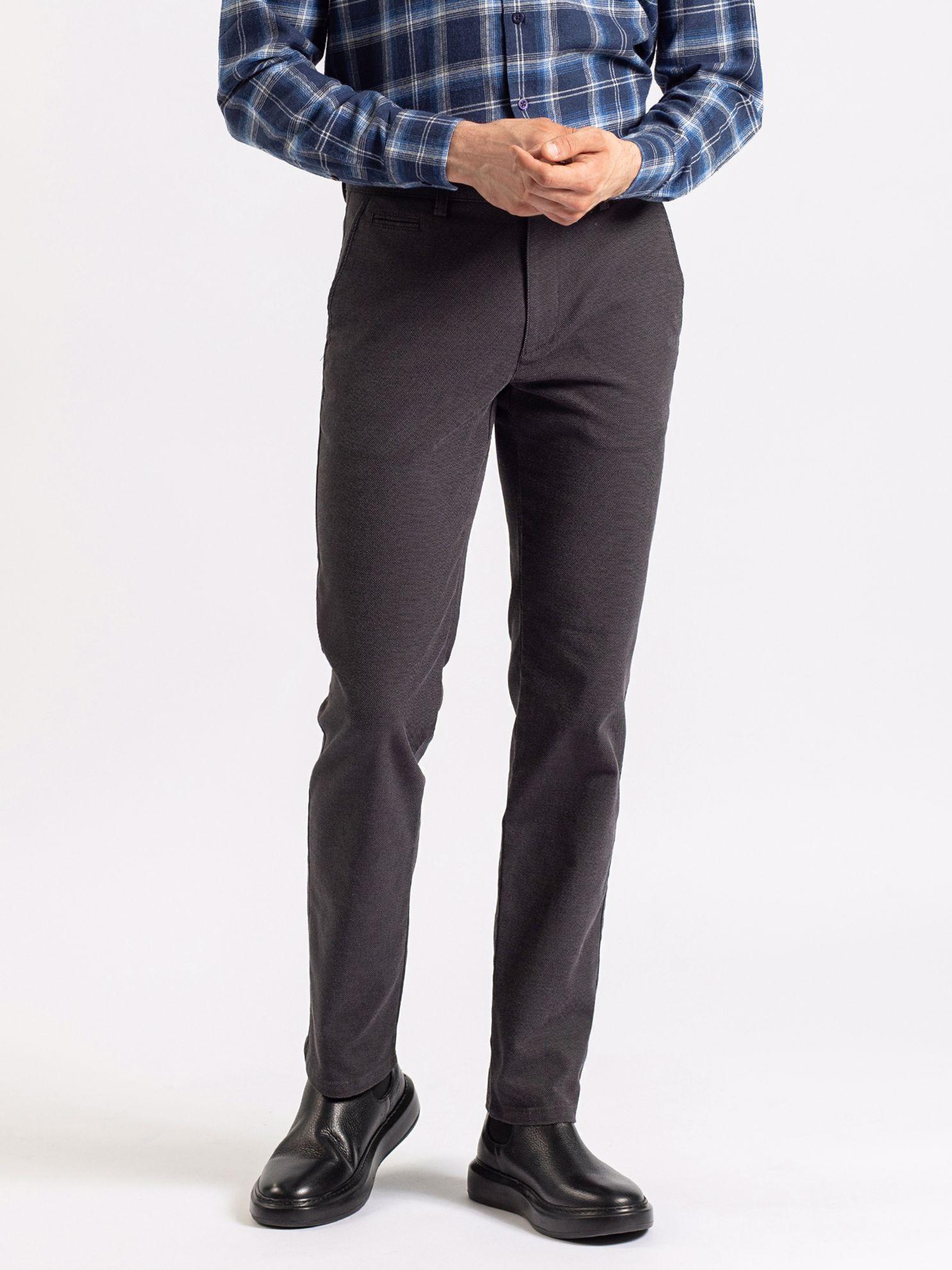 Karaca Erkek 6 Drop Pantolon-Antrasit. ürün görseli