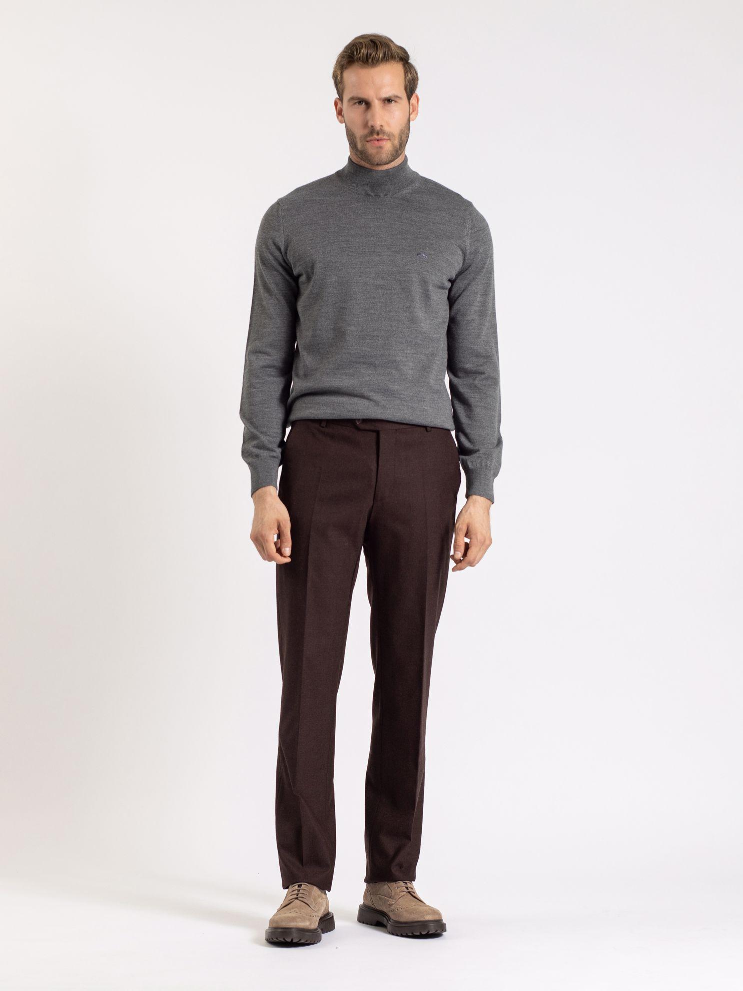 Karaca Erkek Pantolon-Bordo. ürün görseli