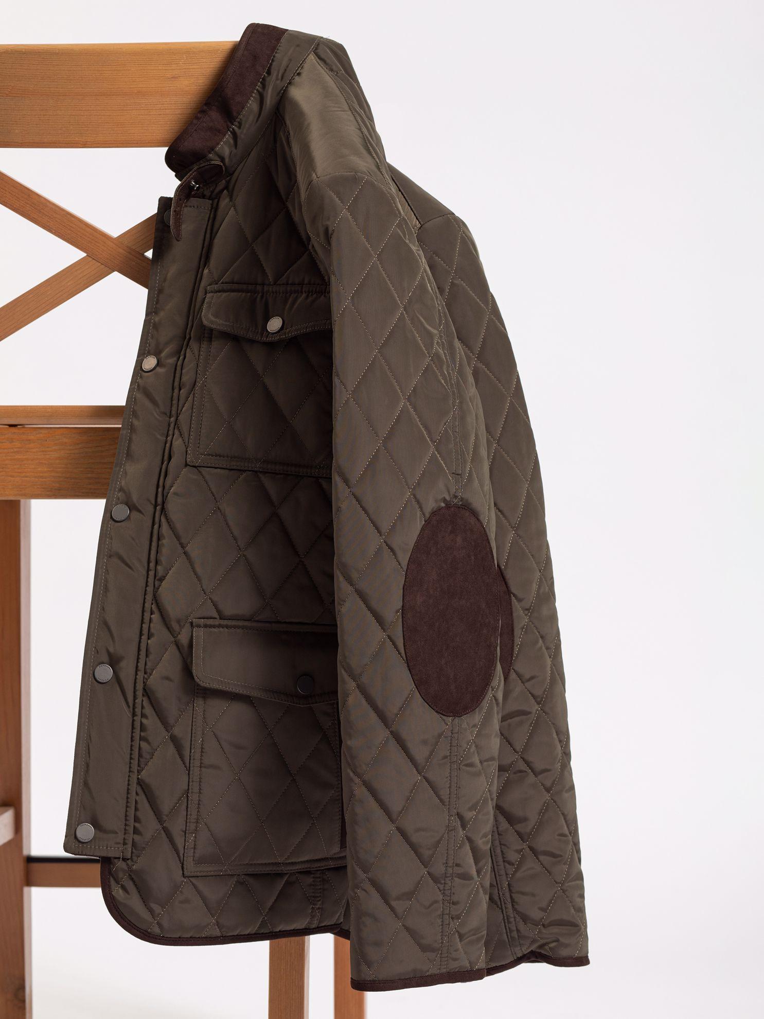 Karaca Erkek Mont-Haki. ürün görseli