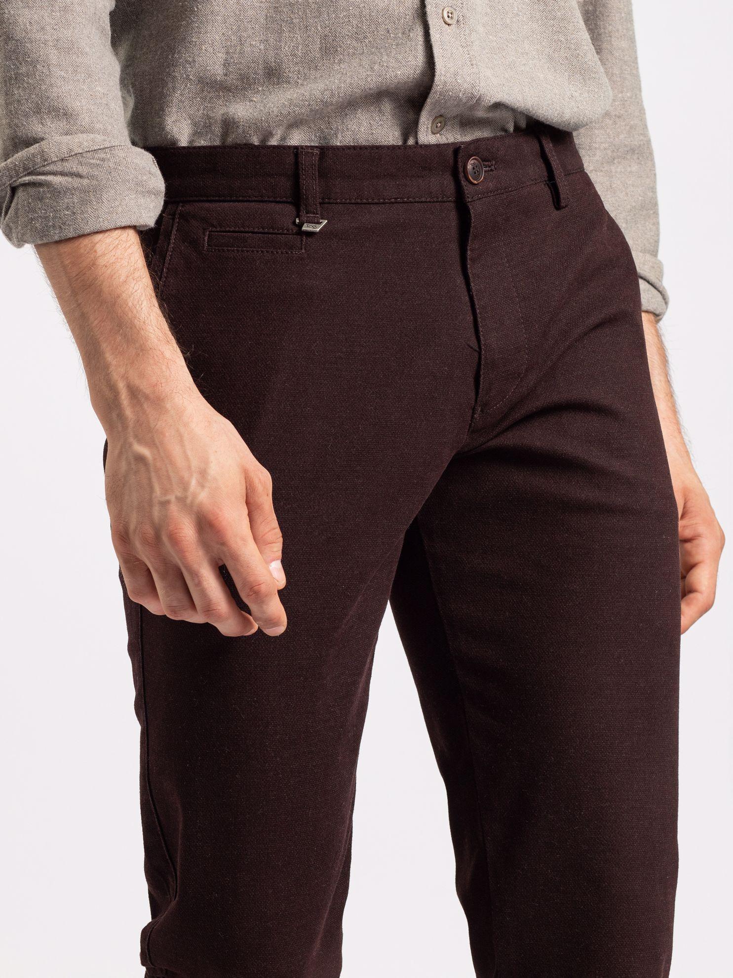 Toss Erkek 6 Drop Pantolon-Bordo. ürün görseli
