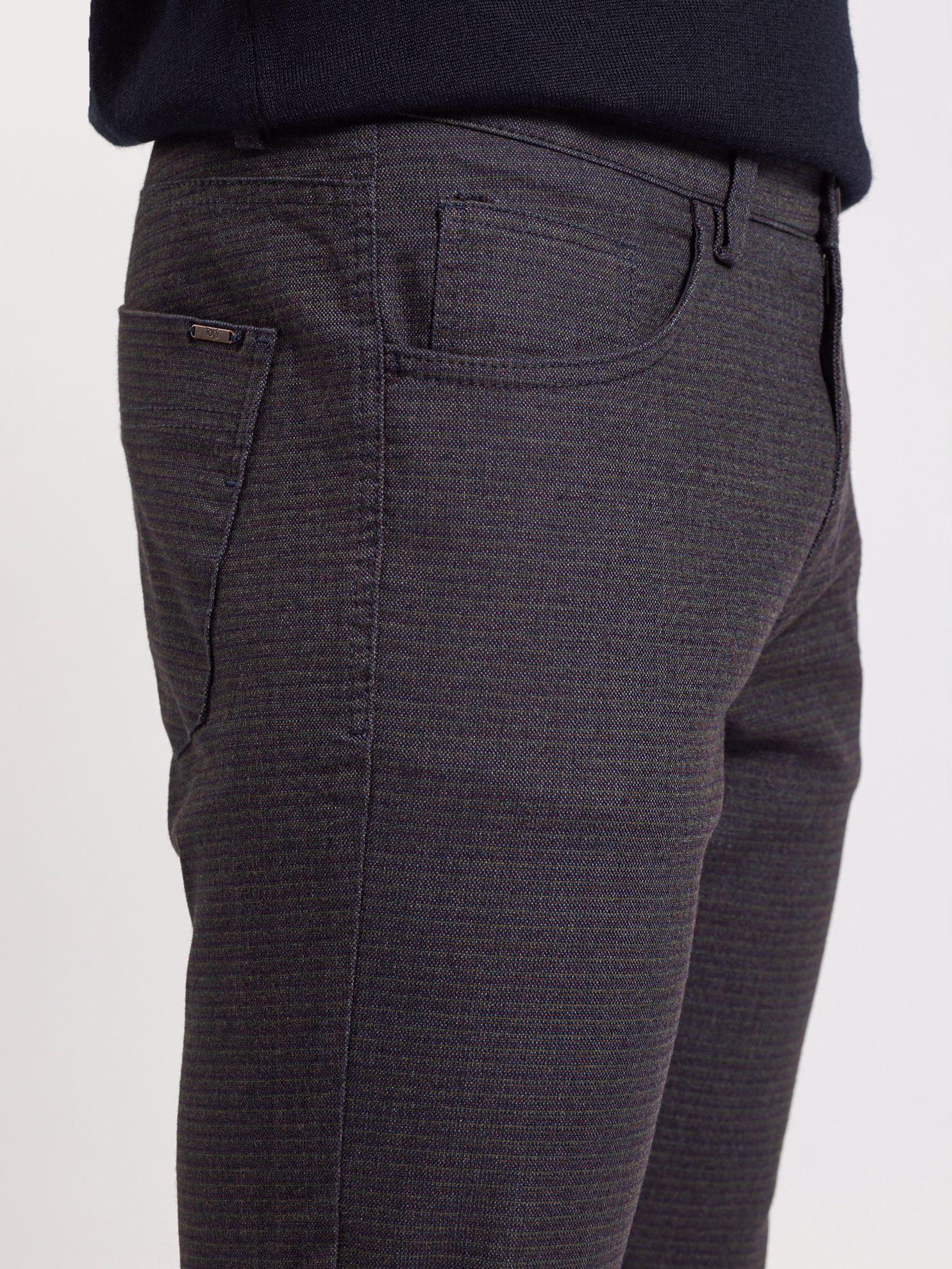 Toss Erkek 6 Drop Pantolon-Saks Mavi. ürün görseli