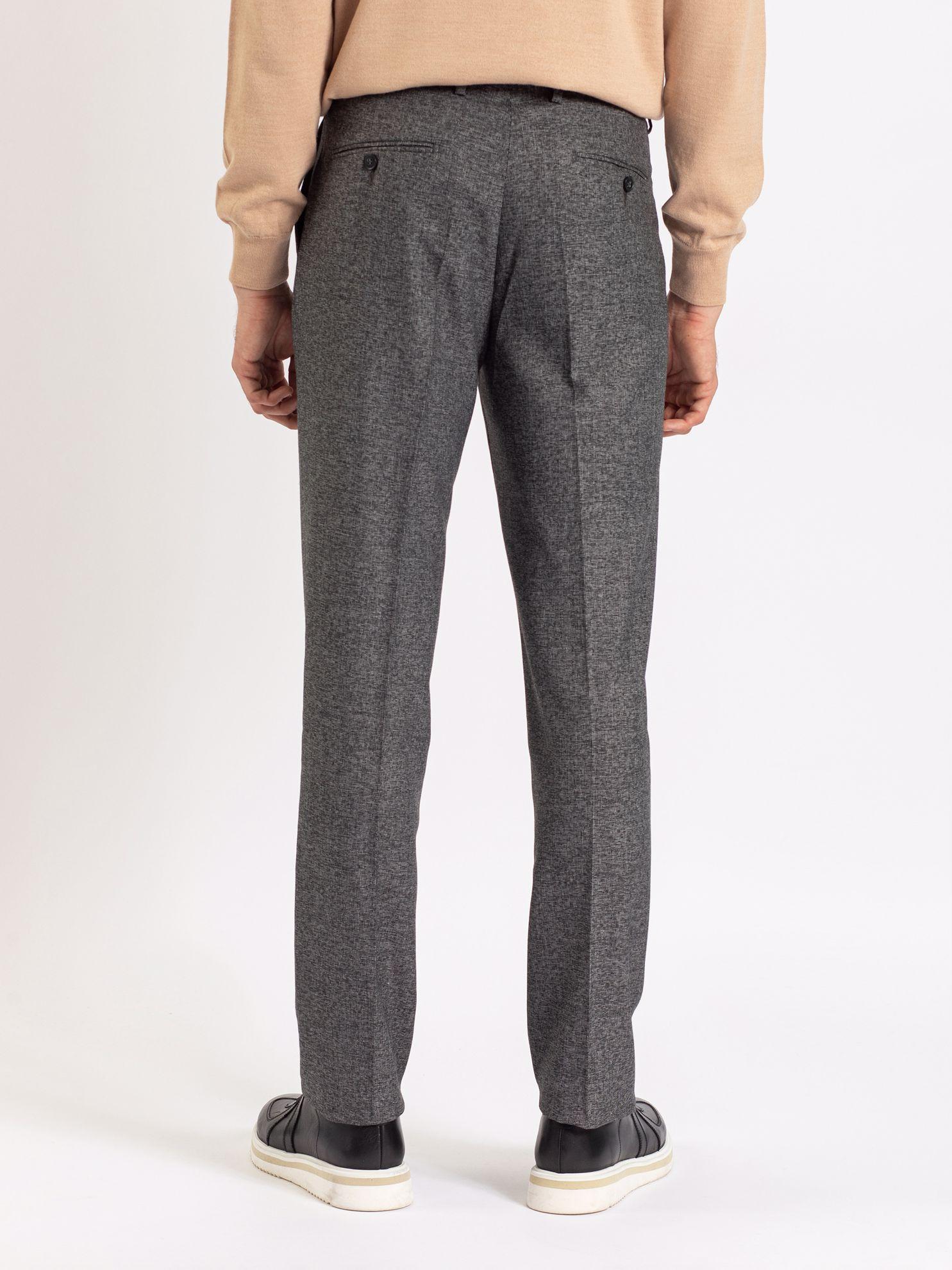 Karaca Erkek 6 Drop Pantolon-Siyah. ürün görseli