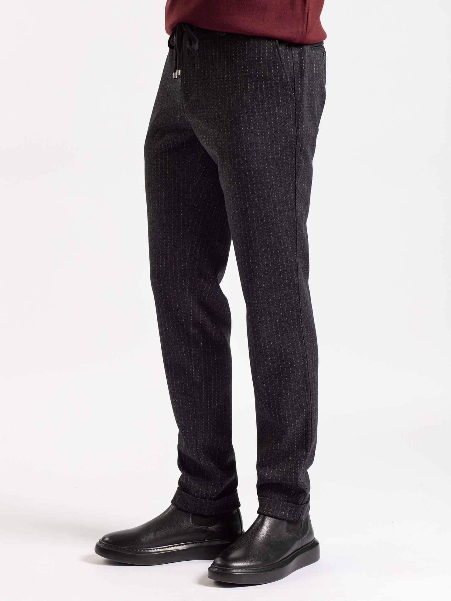 Toss Erkek 6 Drop Pantolon-Siyah. ürün görseli