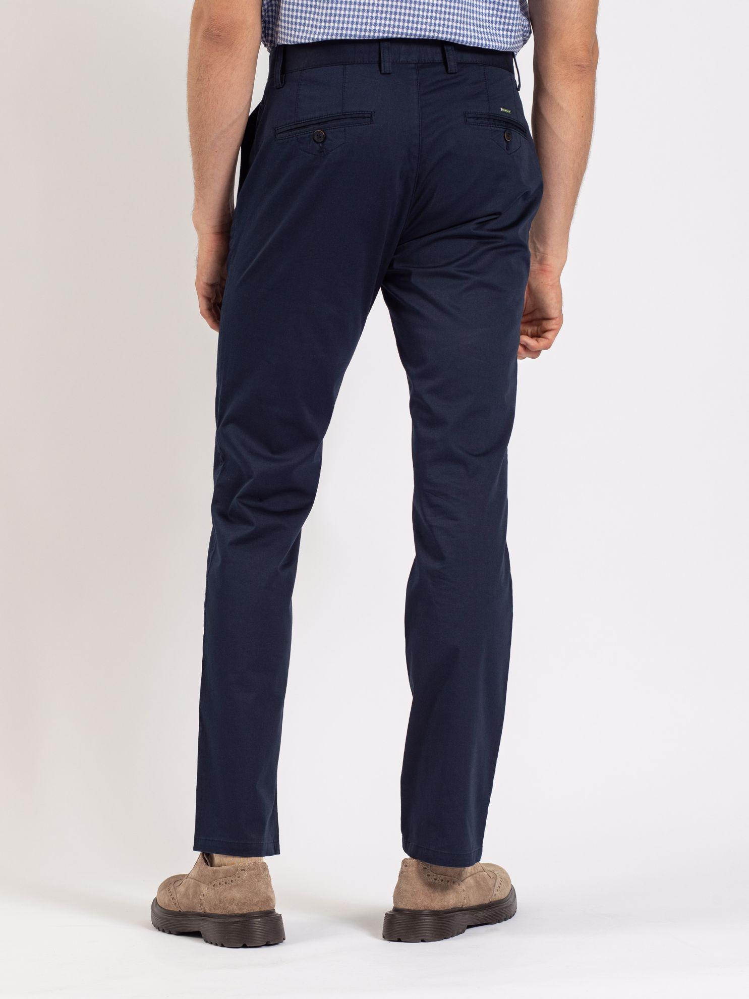 Karaca Erkek 6 Drop Pantolon-Lacivert. ürün görseli