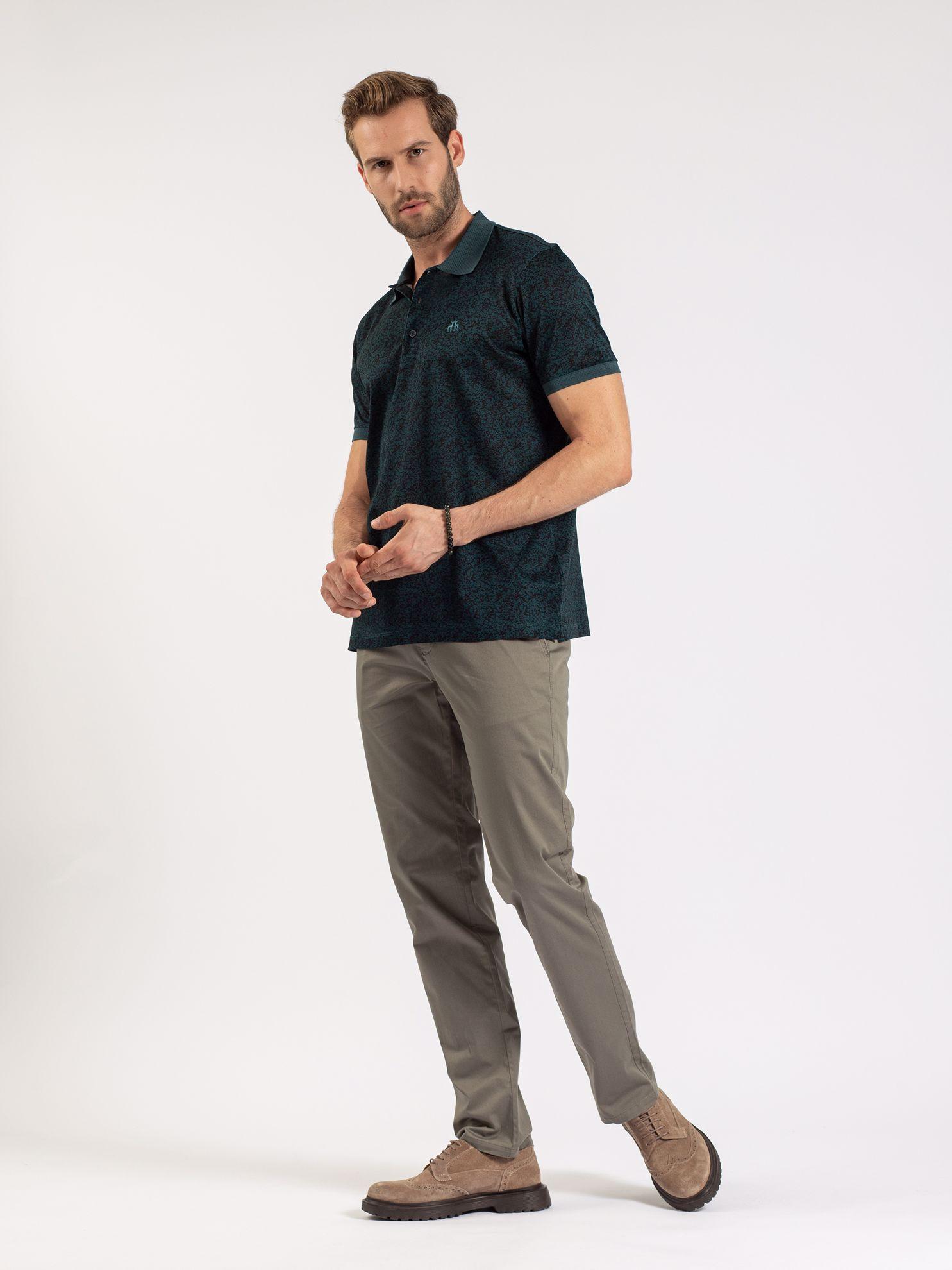 Karaca Erkek 6 Drop Pantolon-Haki. ürün görseli