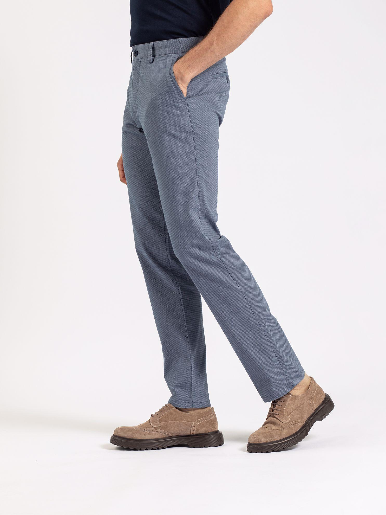 Karaca Erkek 6 Drop Pantolon-Mavi. ürün görseli
