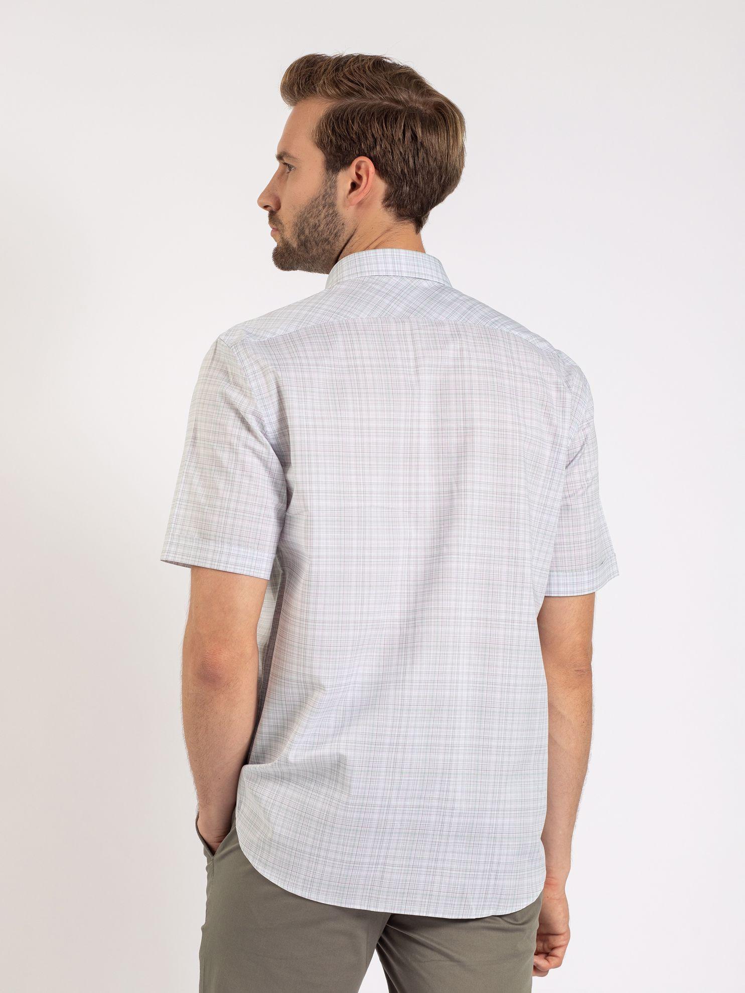 Karaca Erkek Regular Fıt Gömlek-Açık Yeşil. ürün görseli