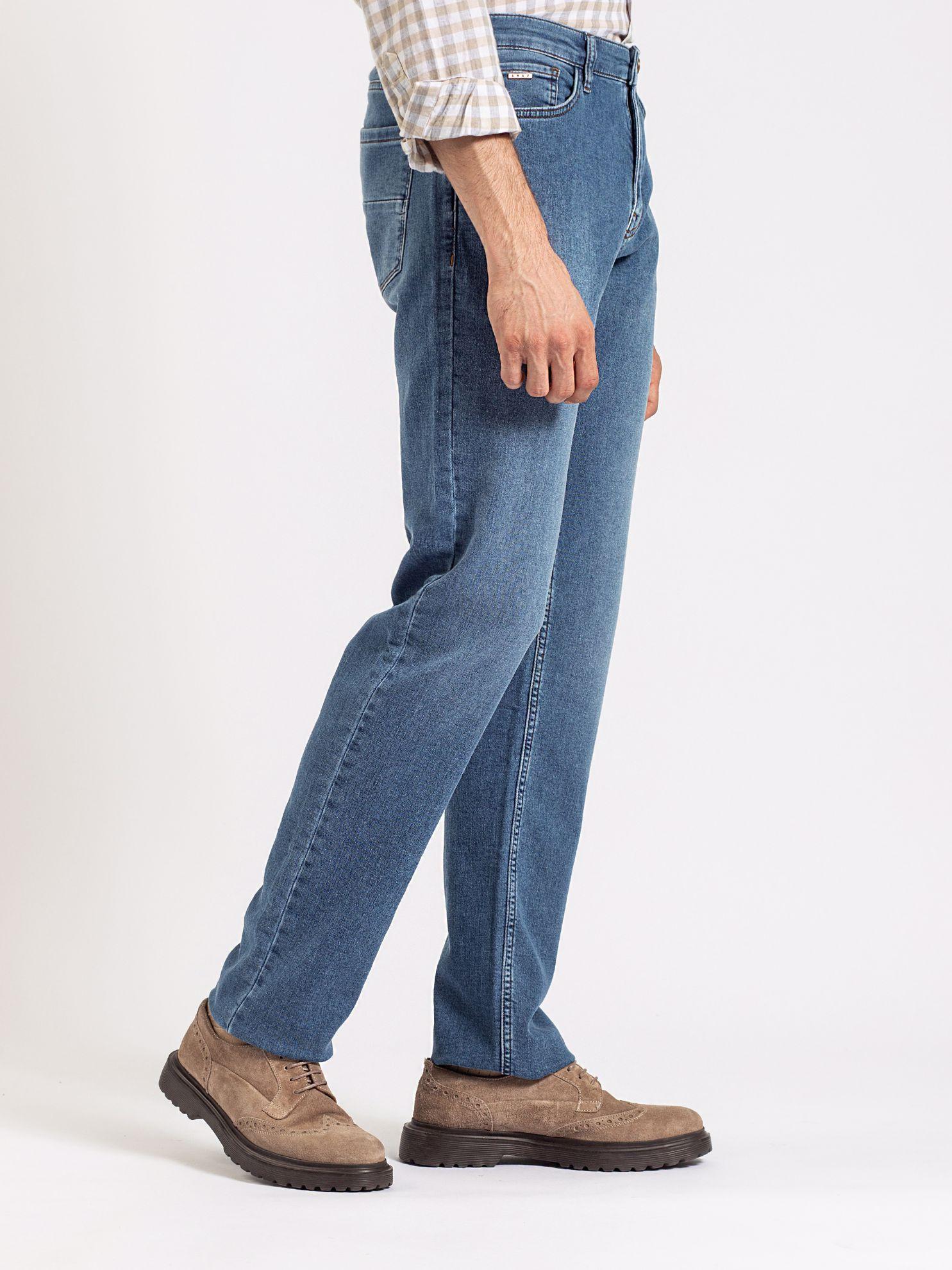 Karaca Erkek Jean-Mavi. ürün görseli