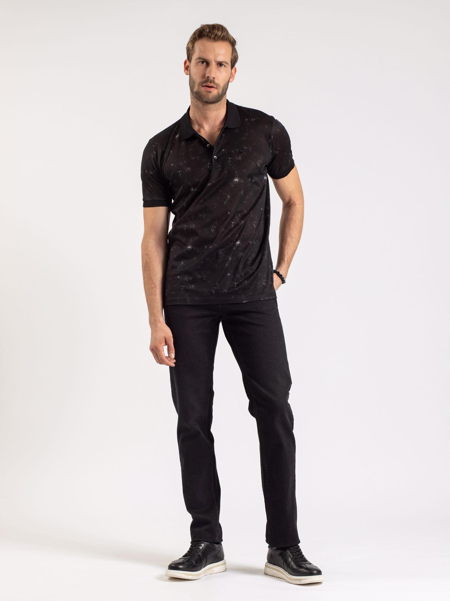 Karaca Erkek Jean-Siyah. ürün görseli