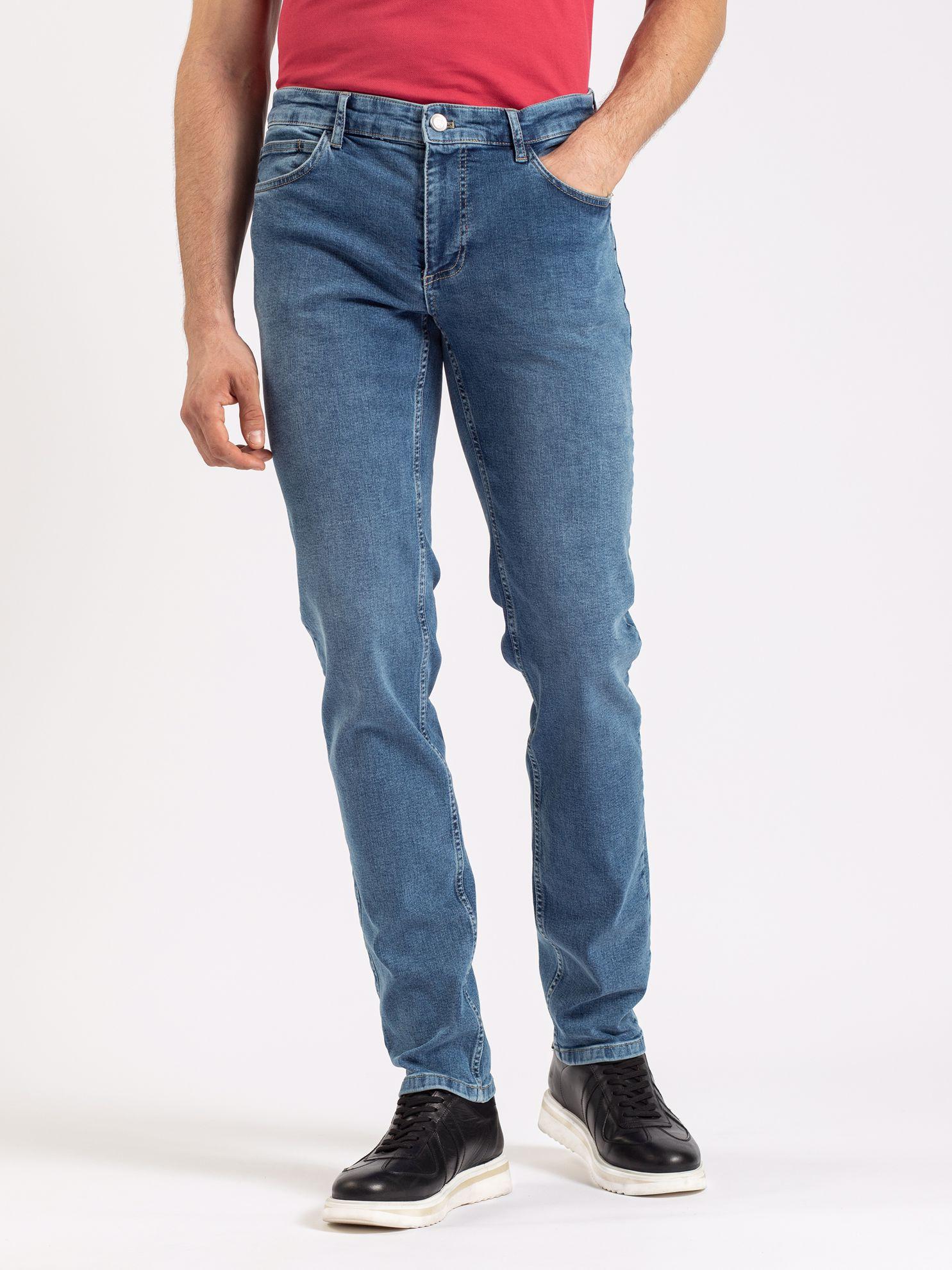 Toss Erkek Jean-Açık Mavi. ürün görseli