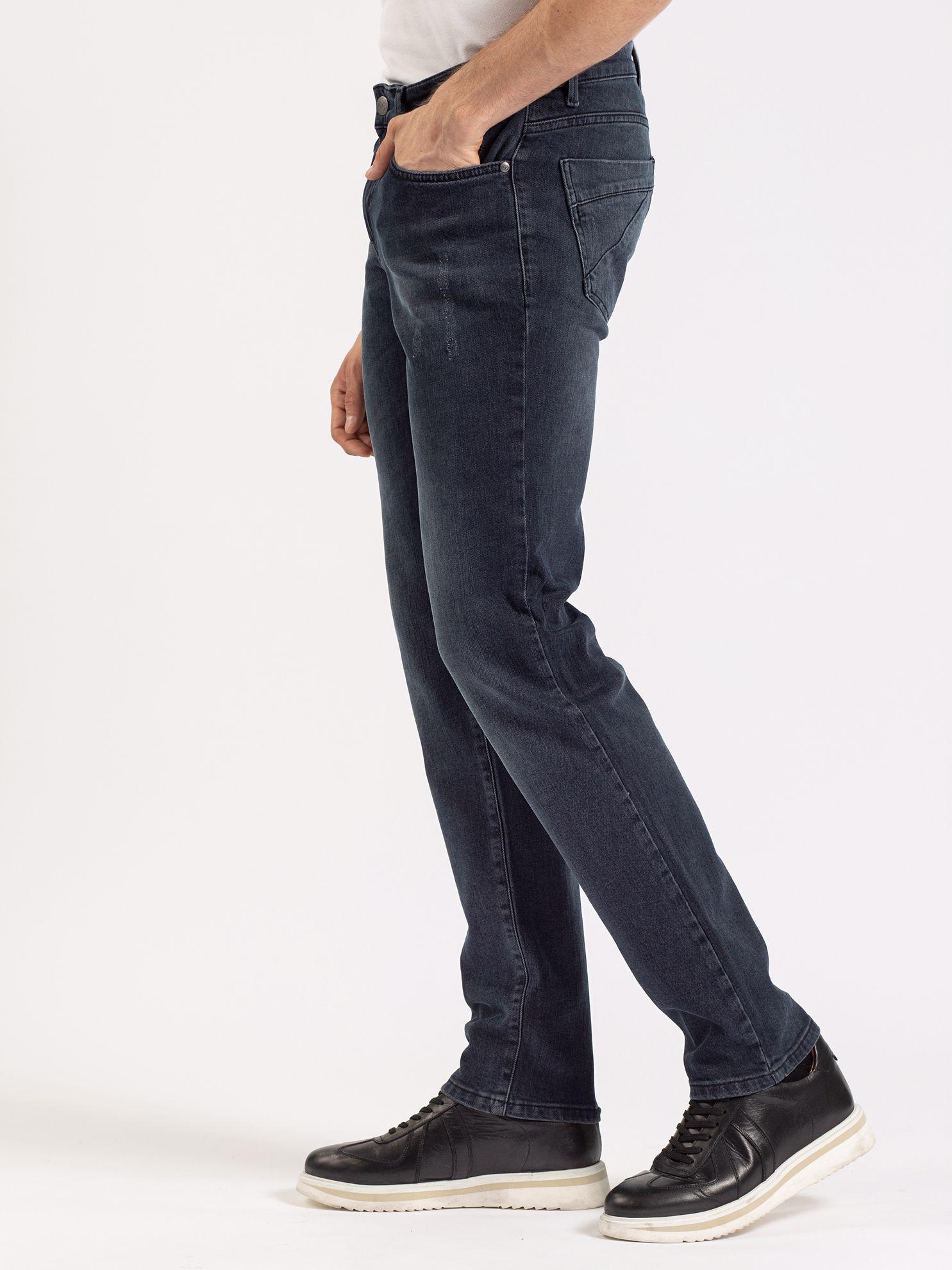 Toss Erkek Jean-Koyu Lacivert. ürün görseli